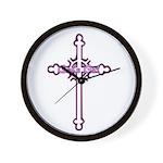 God's Girl Christian Wall Clock
