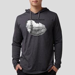 REGnew Mens Hooded Shirt