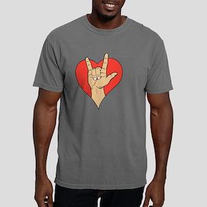 its over Mens Comfort Colors Shirt
