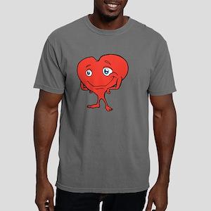 Hearts Mens Comfort Colors Shirt