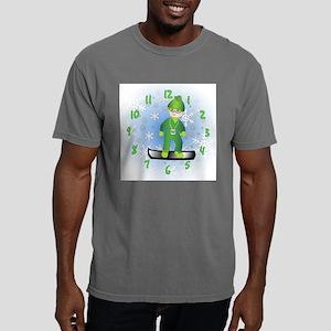 clock_snowboard_blboy.jp Mens Comfort Colors Shirt