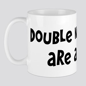 Double Negatives Are A No-No Mug