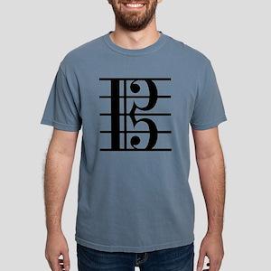 altoclef-smooth Mens Comfort Colors Shirt