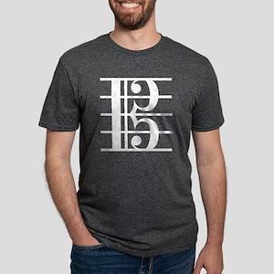 altoclef-smooth-inverse Mens Tri-blend T-Shirt