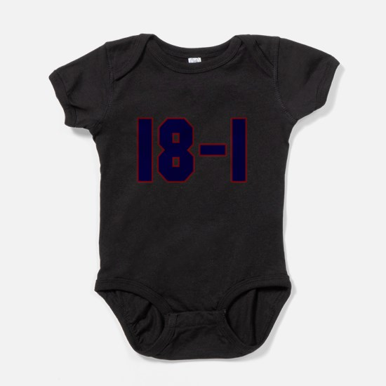 18 and 1 Body Suit