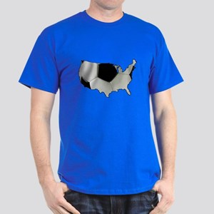 American Soccer Dark T-Shirt