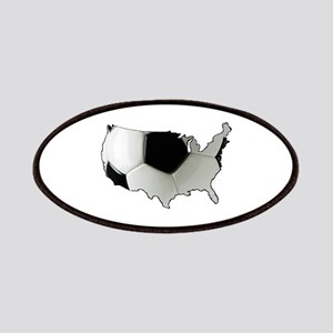 American Soccer Patches