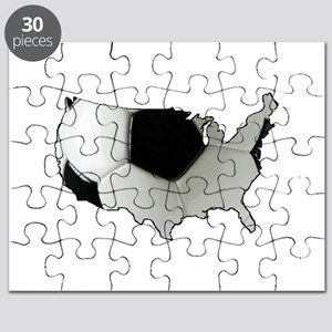 American Soccer Puzzle