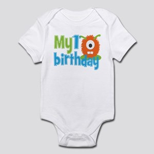 My First Birthday - Infant Bodysuit