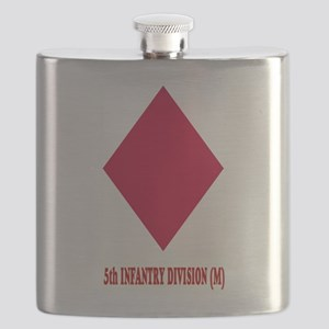 5TH MECH INFANTRY DIVISION Flask