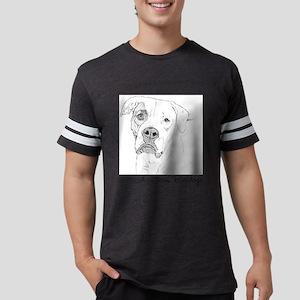 Epic American Bulldogs Logo Mens Football Shirt