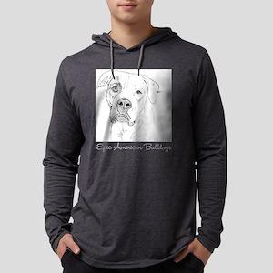 Epic American Bulldogs Light Log Mens Hooded Shirt