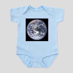 Apollo 17 View of Earth Infant Bodysuit
