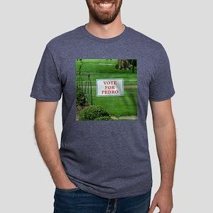 Vote for PedroSqr #1 Mens Tri-blend T-Shirt