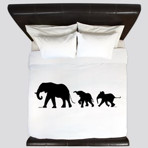 Elephant King Duvet