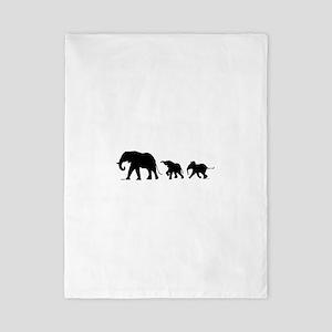 Elephant Twin Duvet
