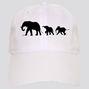 09f7d7e3be8 Elephants Hats - CafePress