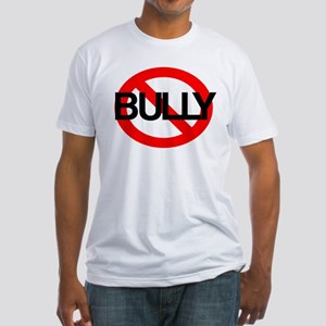 Stop Bullying Fitted T-Shirt