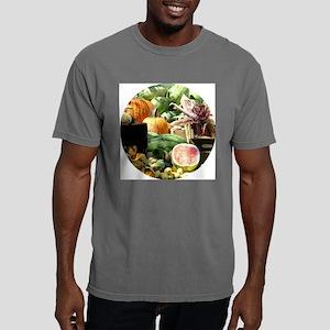 Truck harv circle Mens Comfort Colors Shirt