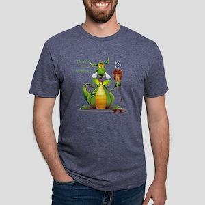 Dragon Mens Tri-blend T-Shirt