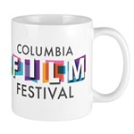 Columbia Film Festival 2021 Mugs
