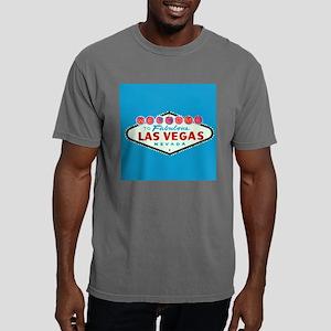 blue Mens Comfort Colors Shirt