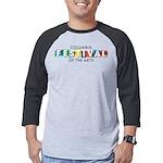 Columbia Festival 2021 Logo Men's Baseball Shirt