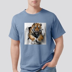 Tiger, artwork Mens Comfort Colors Shirt