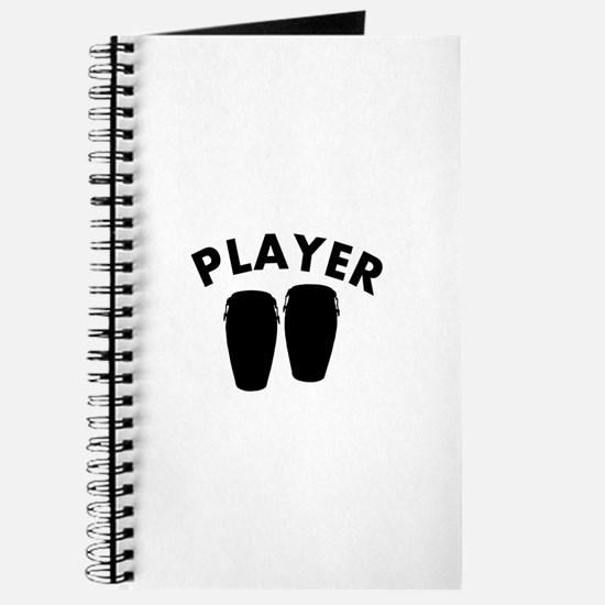 Bongos player design Journal