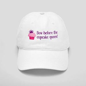 Queen Cupcake Cap
