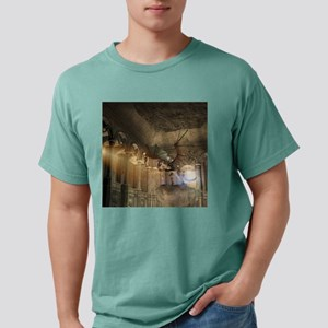 The dragon in the castle Mens Comfort Colors Shirt