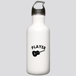 Guitar player design Stainless Water Bottle 1.0L