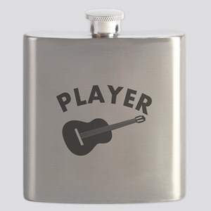 Guitar player design Flask
