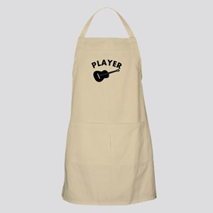 Guitar player design Apron