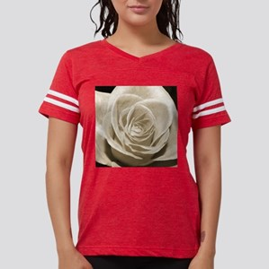 Sepia Rose Womens Football Shirt