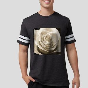 Sepia Rose Mens Football Shirt