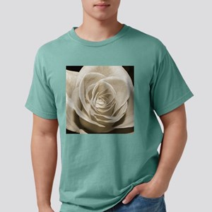Sepia Rose Mens Comfort Colors Shirt