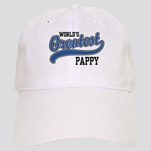 World's Greatest Pappy Cap