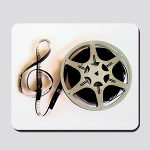 Reel and Clef Film Music Design2 Mousepad