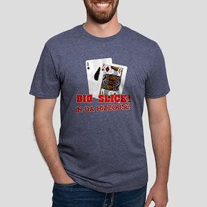 bigslickhizzouse Mens Tri-blend T-Shirt