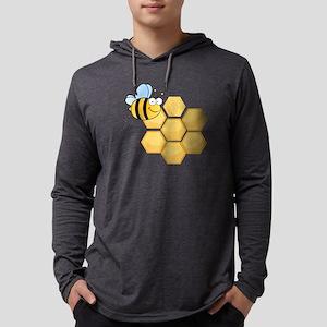 gvBee100 Mens Hooded Shirt