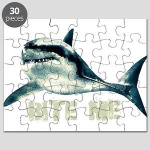 Bite Me Shark Puzzle