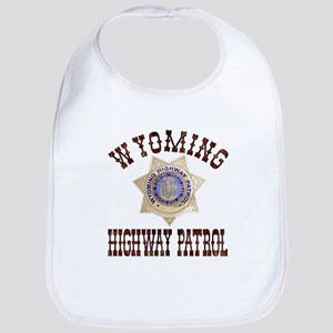 Wyoming Highway Patrol Bib