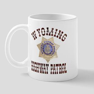 Wyoming Highway Patrol Mug
