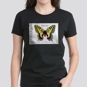 1993 sweden Swallowtail Butterfly Postage Stamp Wo