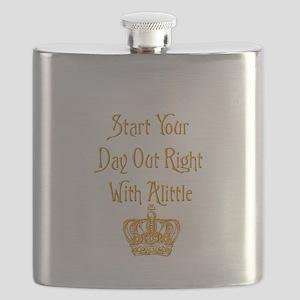 Alittle Crown Flask