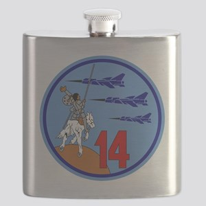 Spain Ala 14 Flask