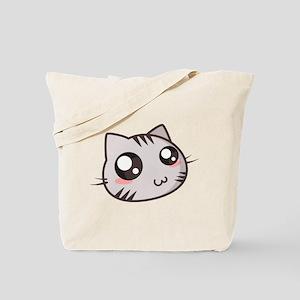 Cutie Kitty Tote Bag
