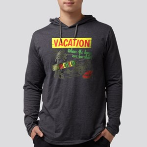 mexicovacation Mens Hooded Shirt