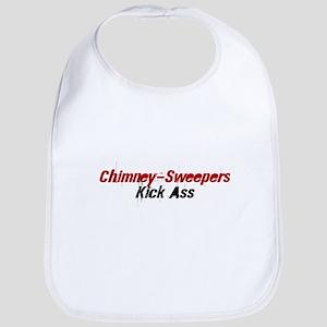 Chimney-Sweepers Kick Ass Bib